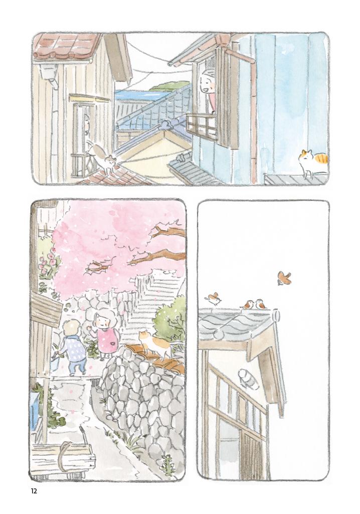 Extrait n°4 du manga tome 2 par Nekomaki