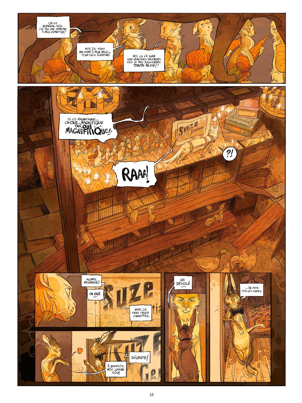 Extrait n°10 de la bd tome 1 par Xavier Dorison