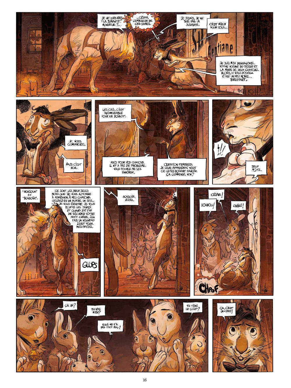 Extrait n°11 de la bd tome 1 par Xavier Dorison