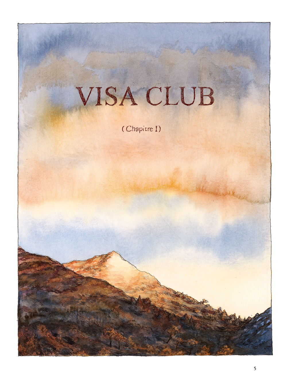 Visa Transit - T.1