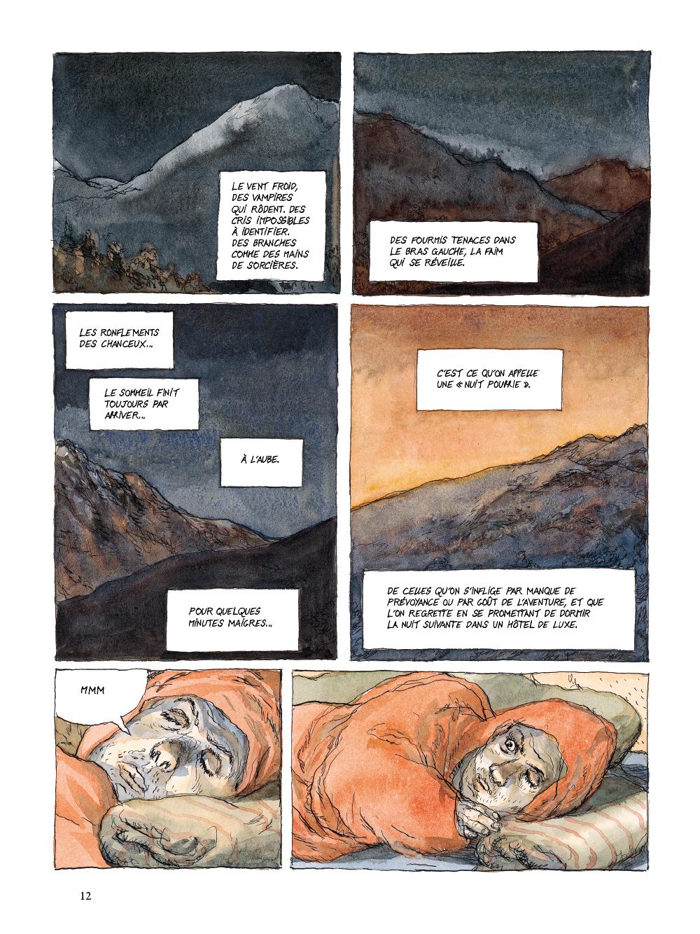 Extrait n°8 de la bd tome 1 par Nicolas De Crécy