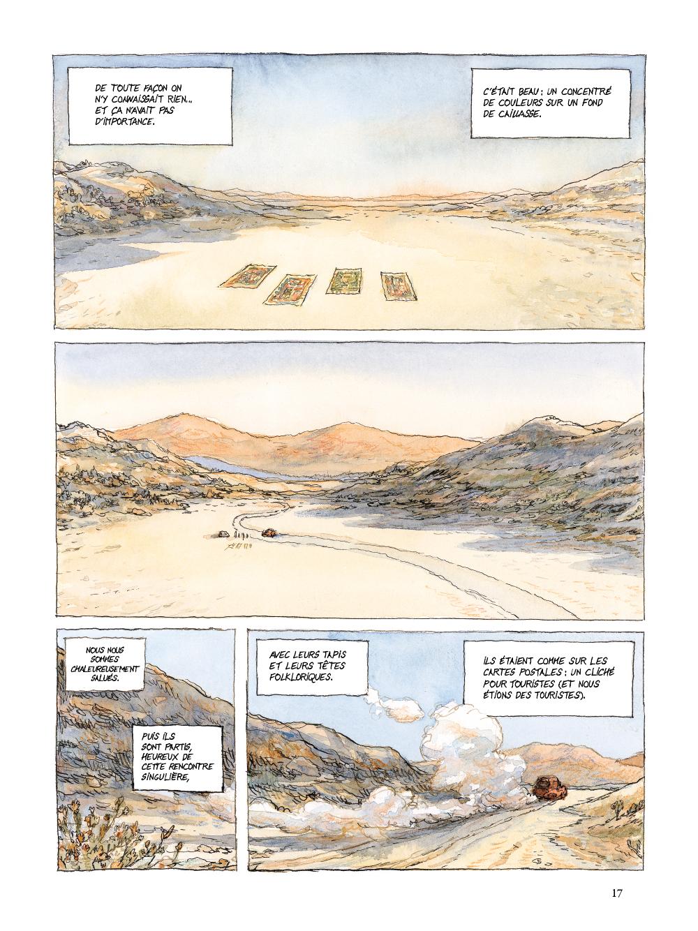 Extrait n°13 de la bd tome 1 par Nicolas De Crécy