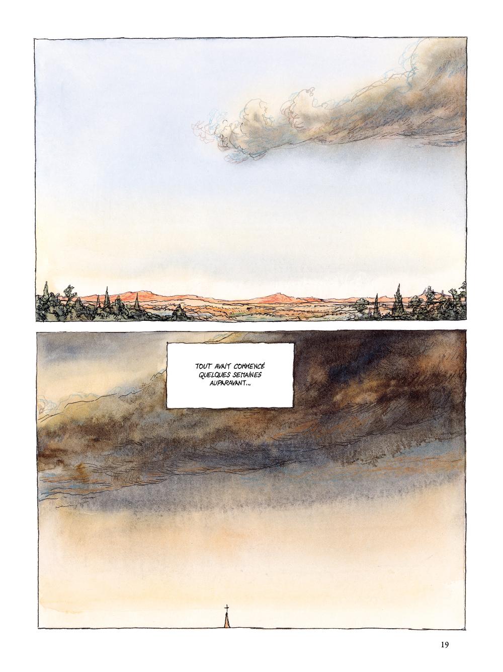 Extrait n°15 de la bd tome 1 par Nicolas De Crécy