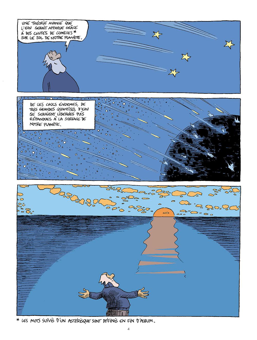 Extrait n°2 de la bd tome 3 par David Vandermeulen
