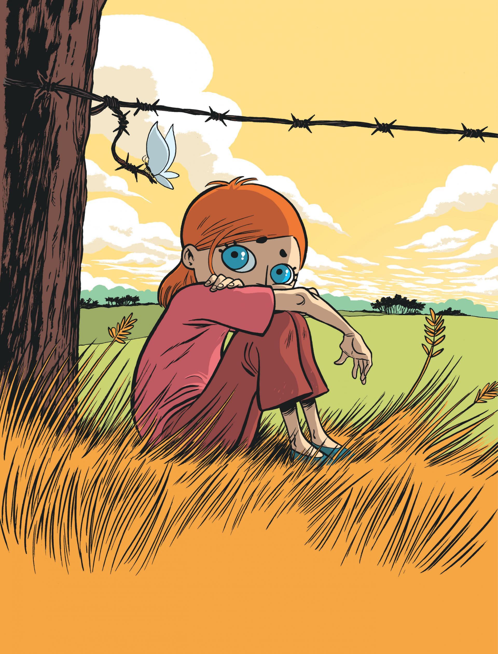Marzi, une enfance polonaise (1984-1989)