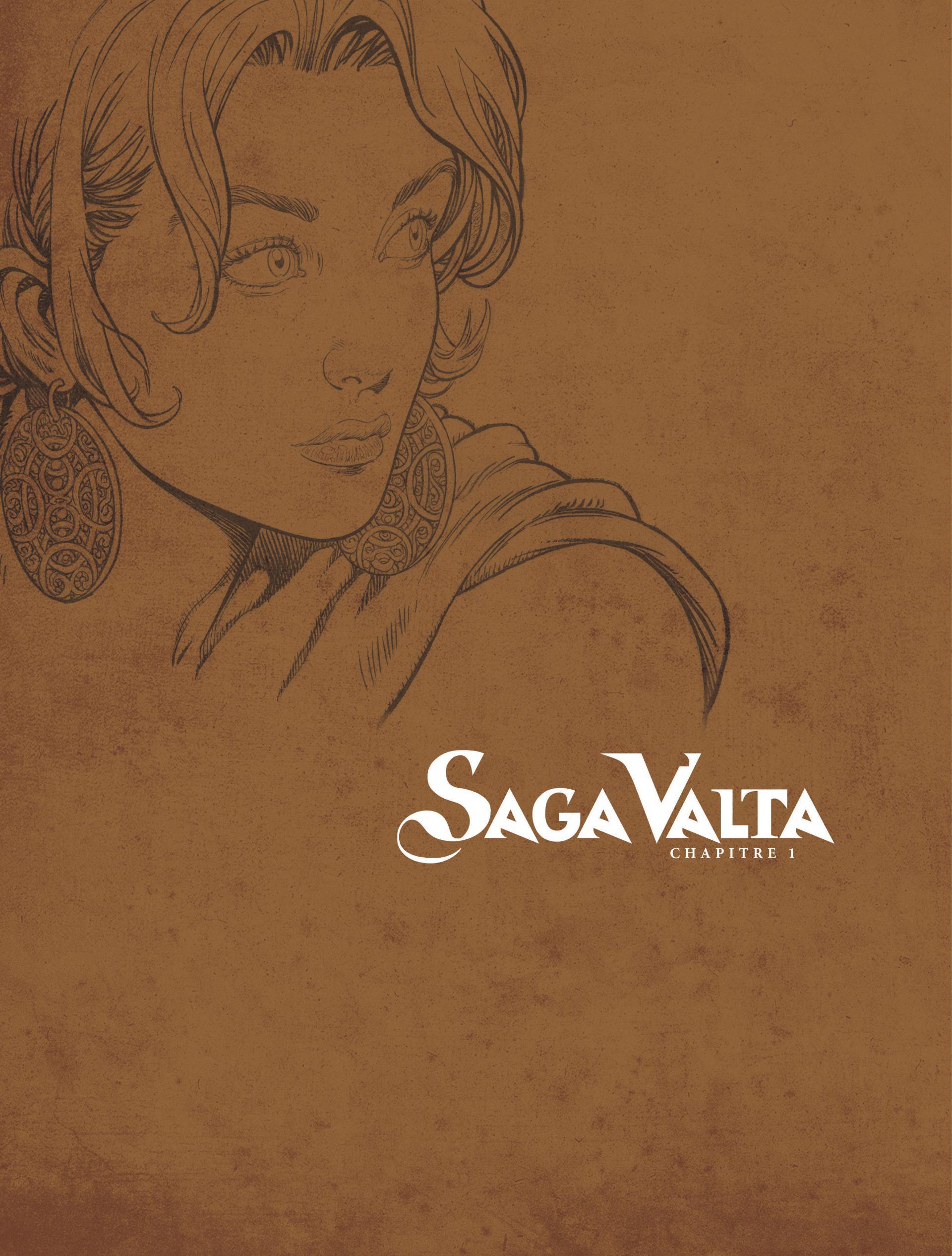 Intégrale Saga Valta