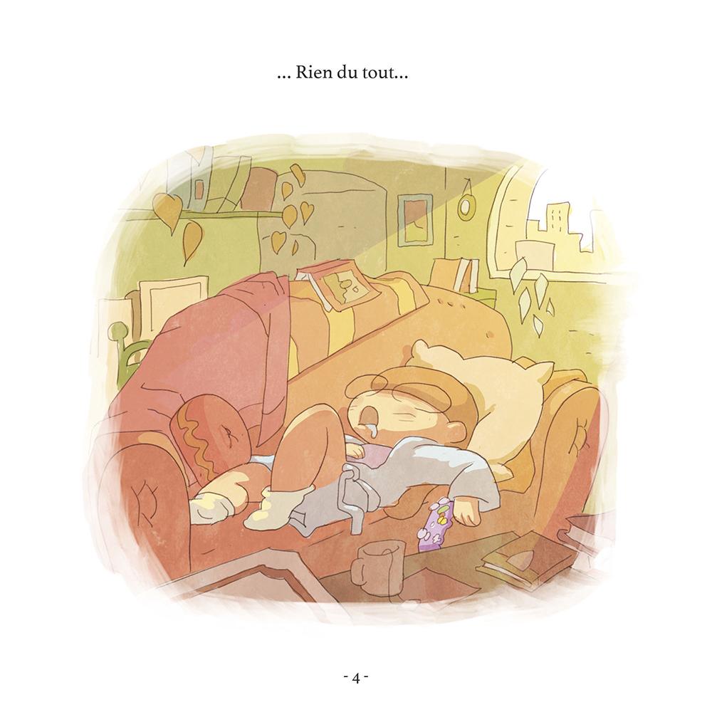 Extrait n°2 de la bd par Julien Neel