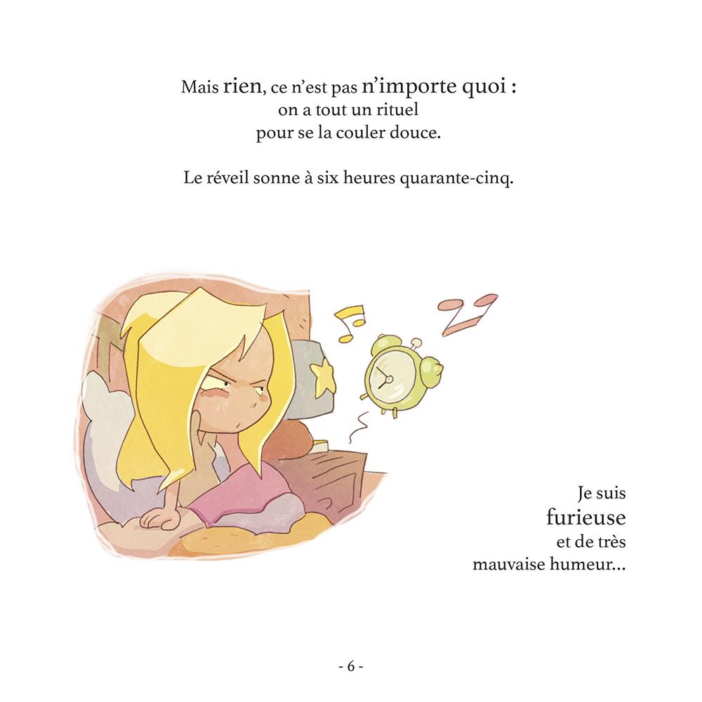 Extrait n°4 de la bd par Julien Neel