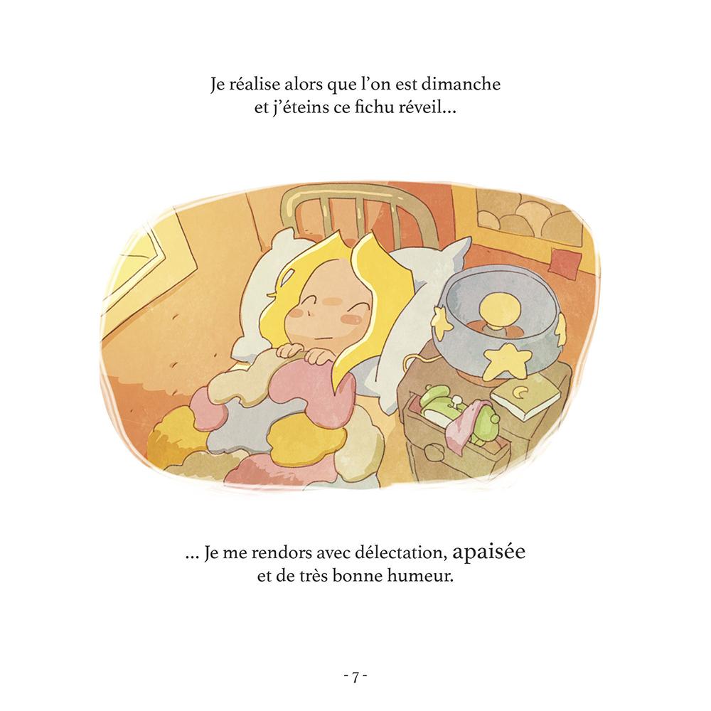 Extrait n°5 de la bd par Julien Neel
