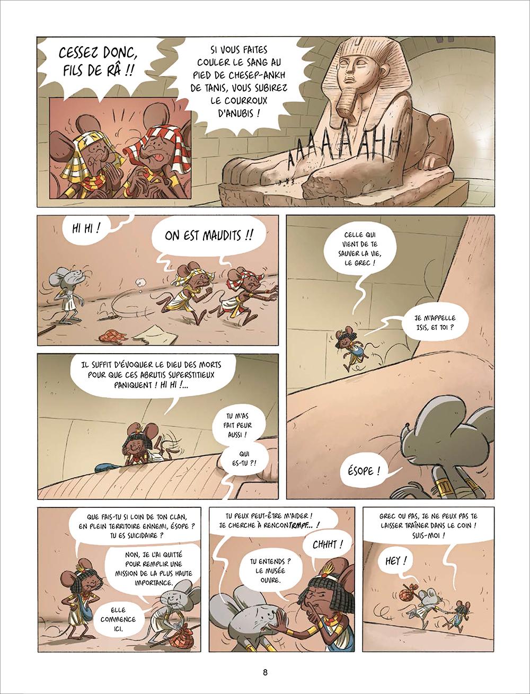 Extrait n°6 de la bd tome 2 par Joris Chamblain