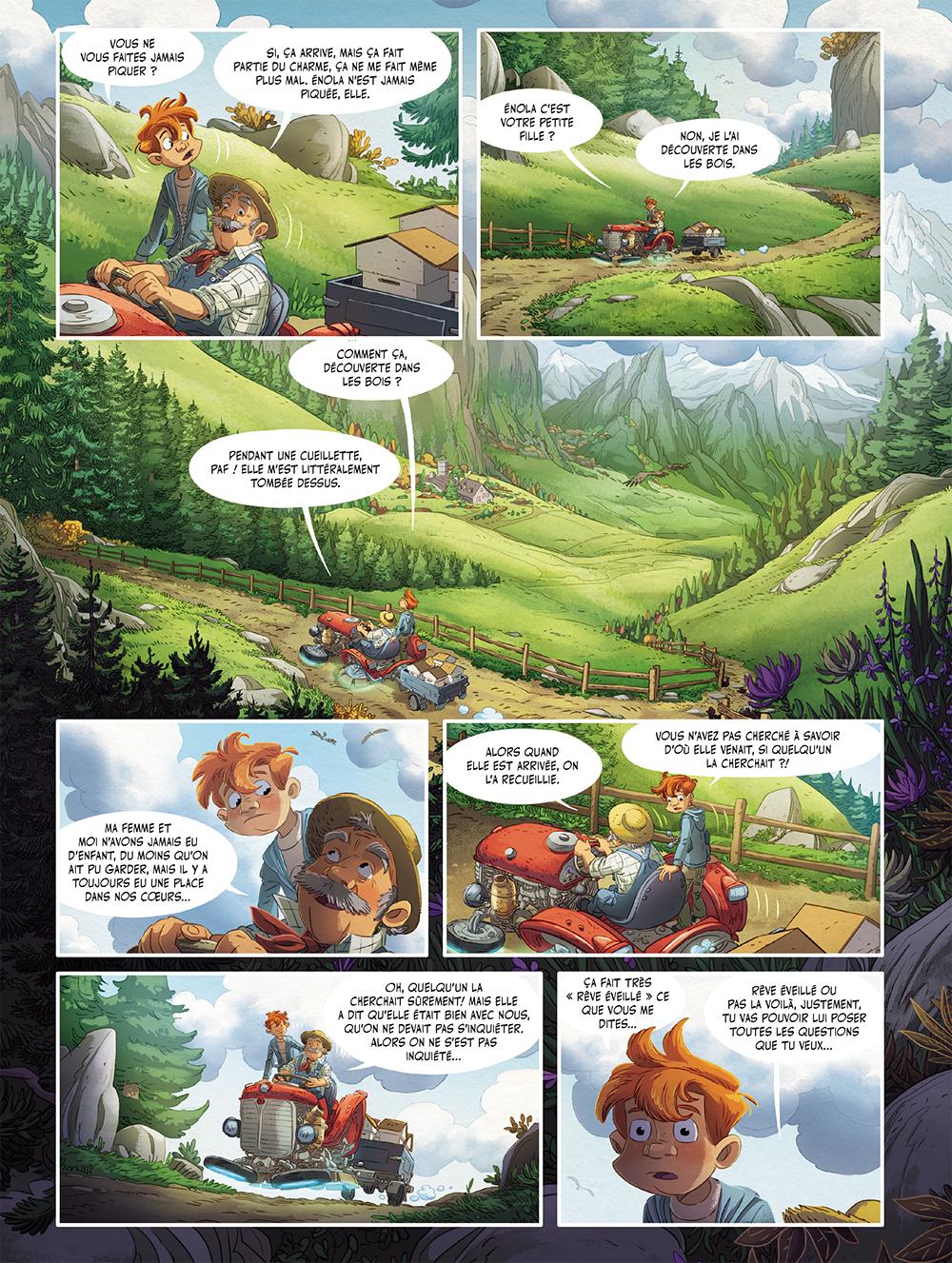 Extrait n°8 de la bd tome 4 par Denis-Pierre Filippi
