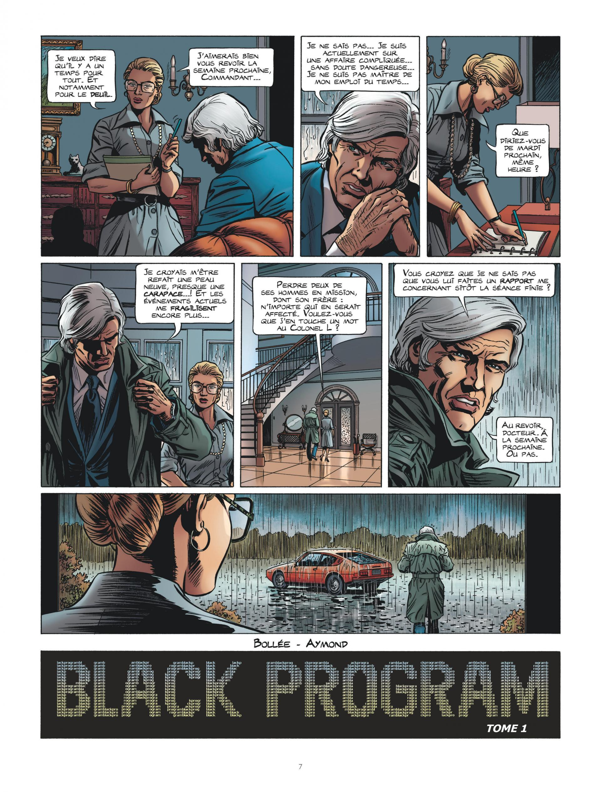 Black Program