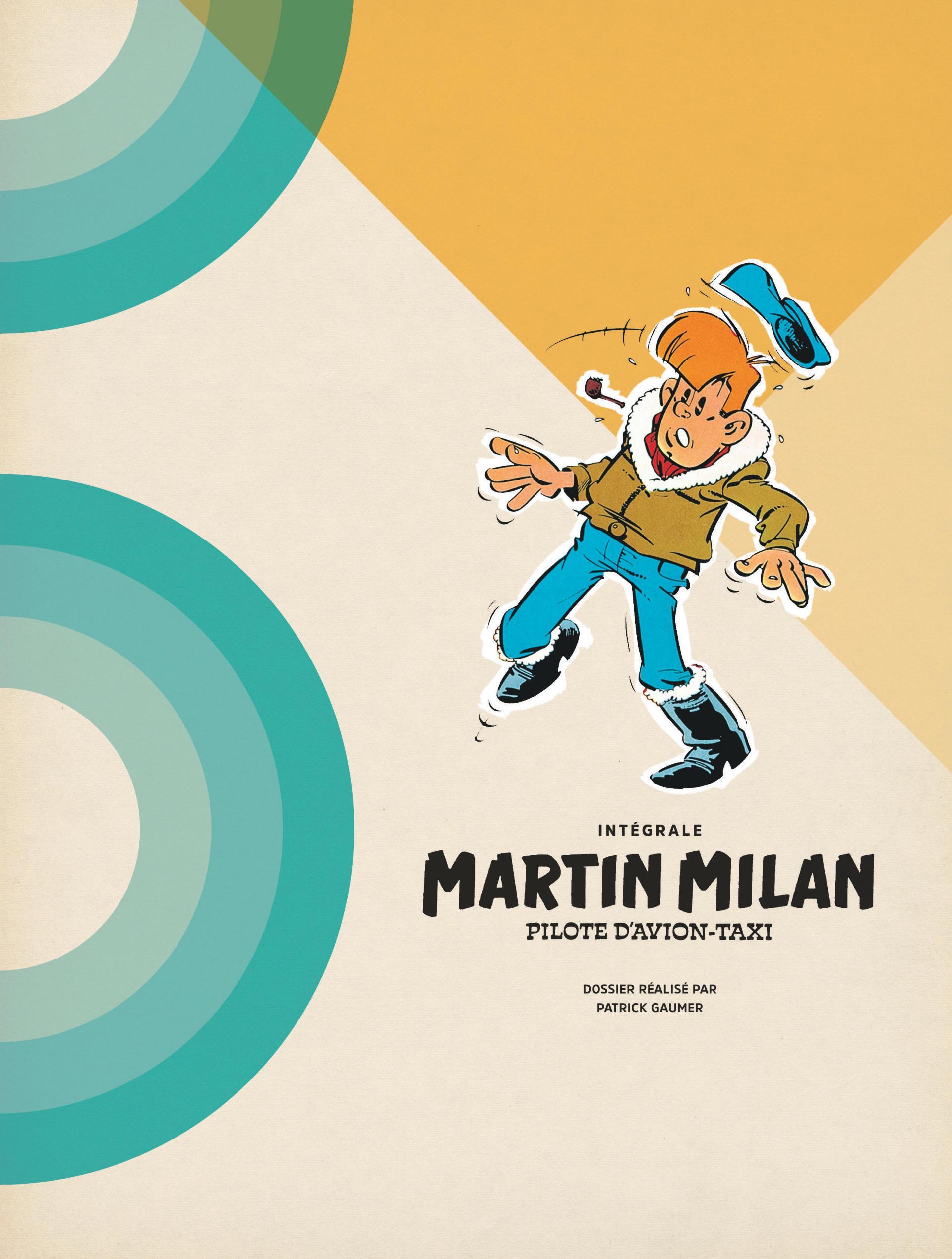 Intégrale Martin Milan 1