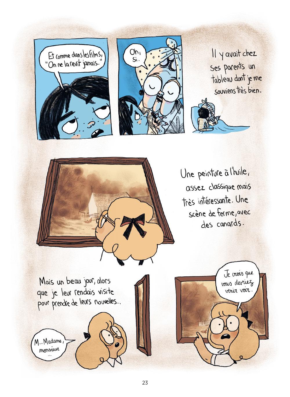 Extrait n°16 de la bd Sacrées sorcières par Pénélope Bagieu
