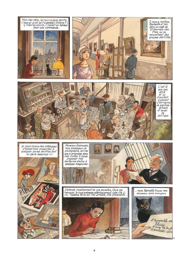 Extrait n°4 de la bd tome 2 par Maryse Charles