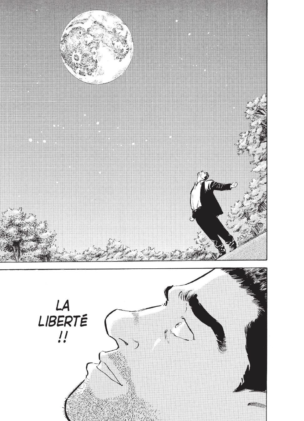 Extrait n°22 du manga tome 1 par Caribu Marley, Marginal, Yuhô Hijikata