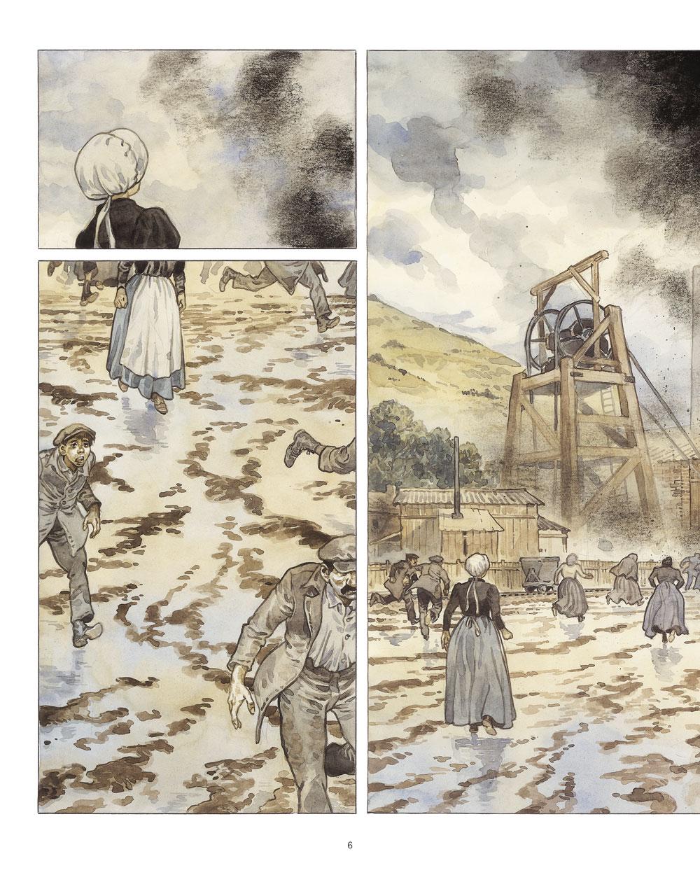 Extrait n°4 de la bd Mary Jane par Frank Le Gall