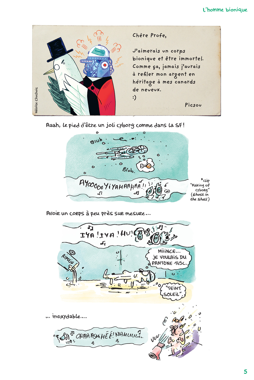 Extrait n°1 de la bd tome 5 par Marion Montaigne
