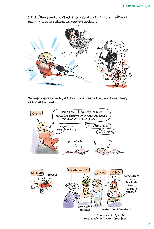 Extrait n°3 de la bd tome 5 par Marion Montaigne
