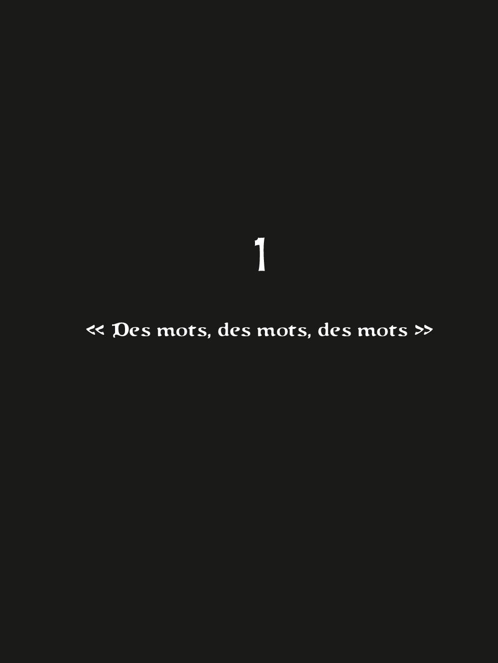 Extrait n°6 de la bd Shakespeare World par Jules Stromboni