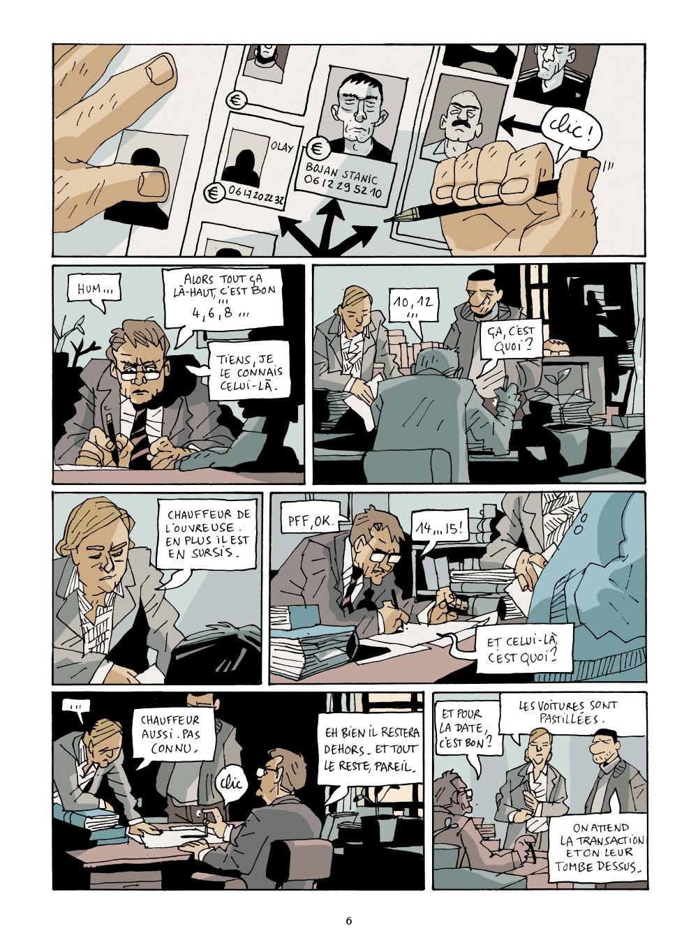 Extrait n°4 de la bd GoSt 111 par Marion Mousse