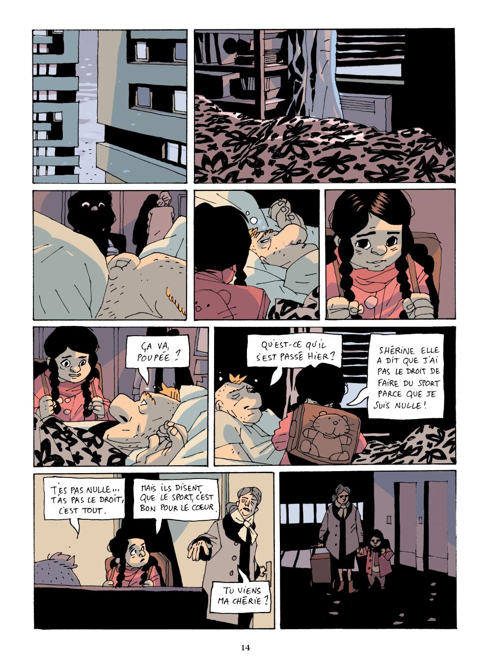 Extrait n°12 de la bd GoSt 111 par Marion Mousse
