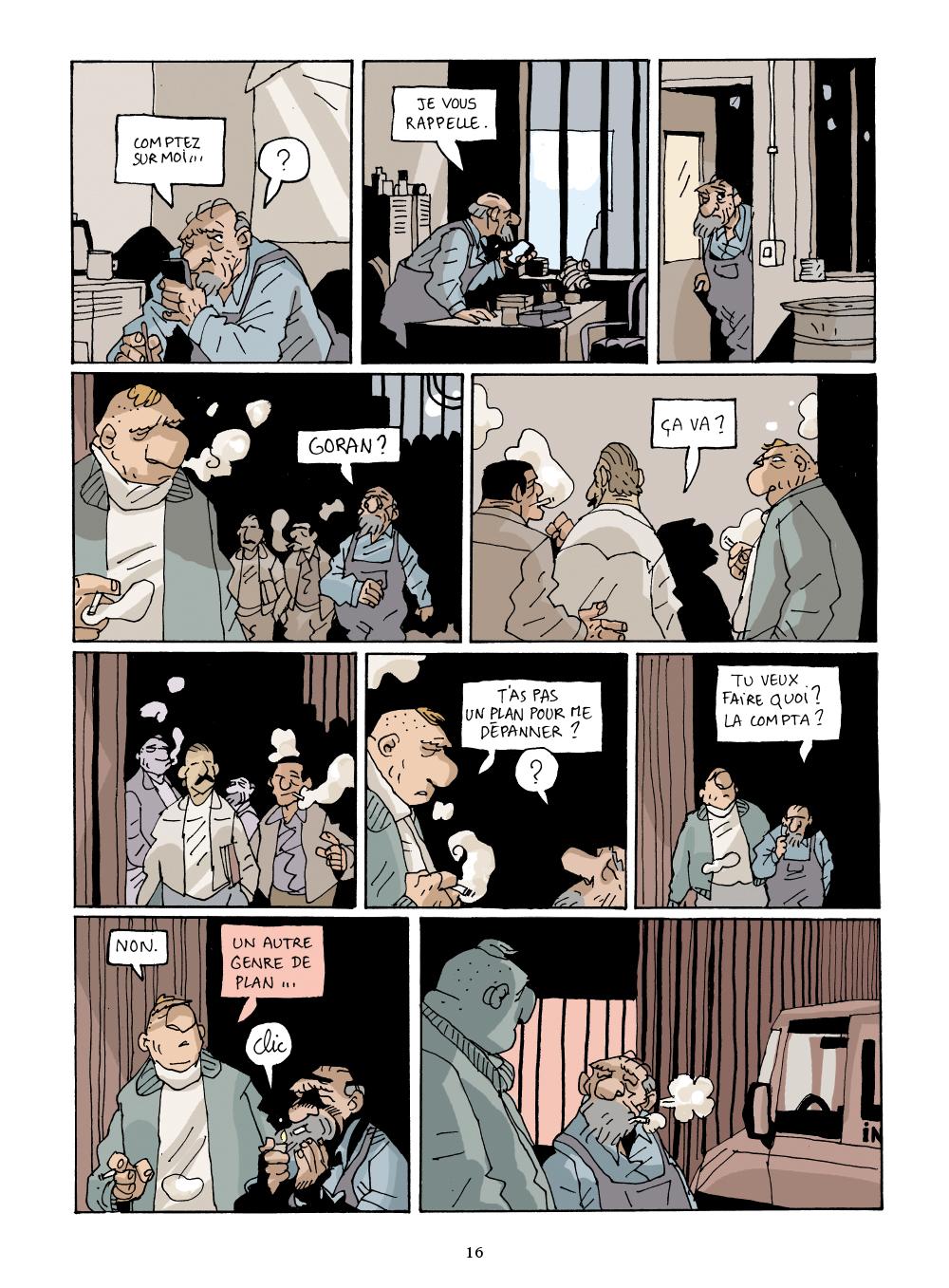 Extrait n°14 de la bd GoSt 111 par Marion Mousse