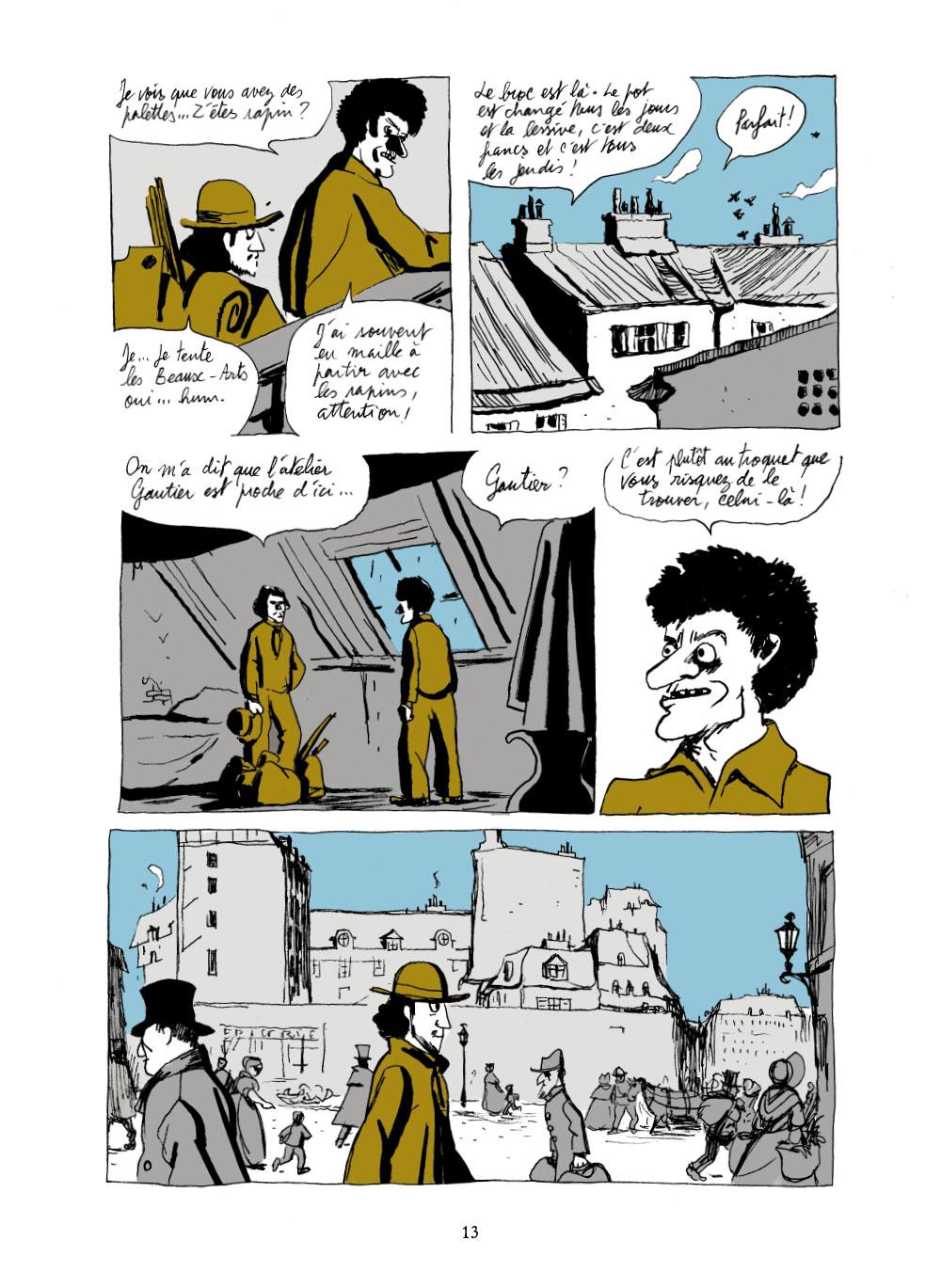 Extrait n°7 de la bd tome 2 par Néjib