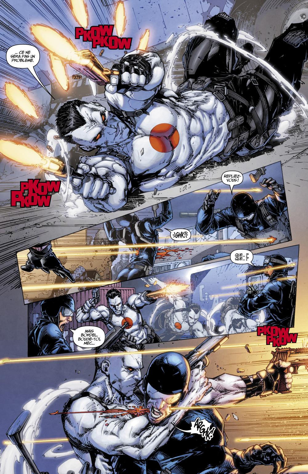 Extrait n°5 du comics tome 1 par Tim Seeley