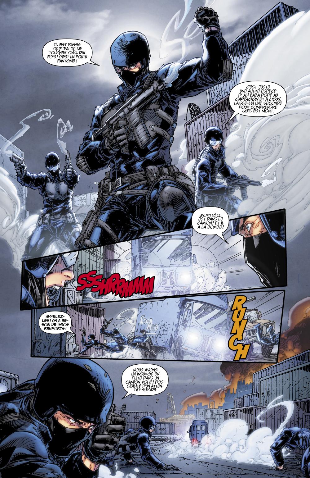 Extrait n°7 du comics tome 1 par Tim Seeley