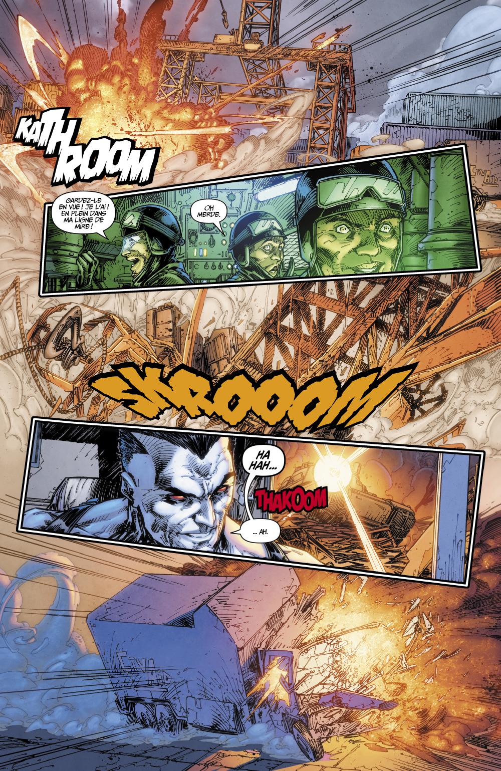 Extrait n°9 du comics tome 1 par Tim Seeley