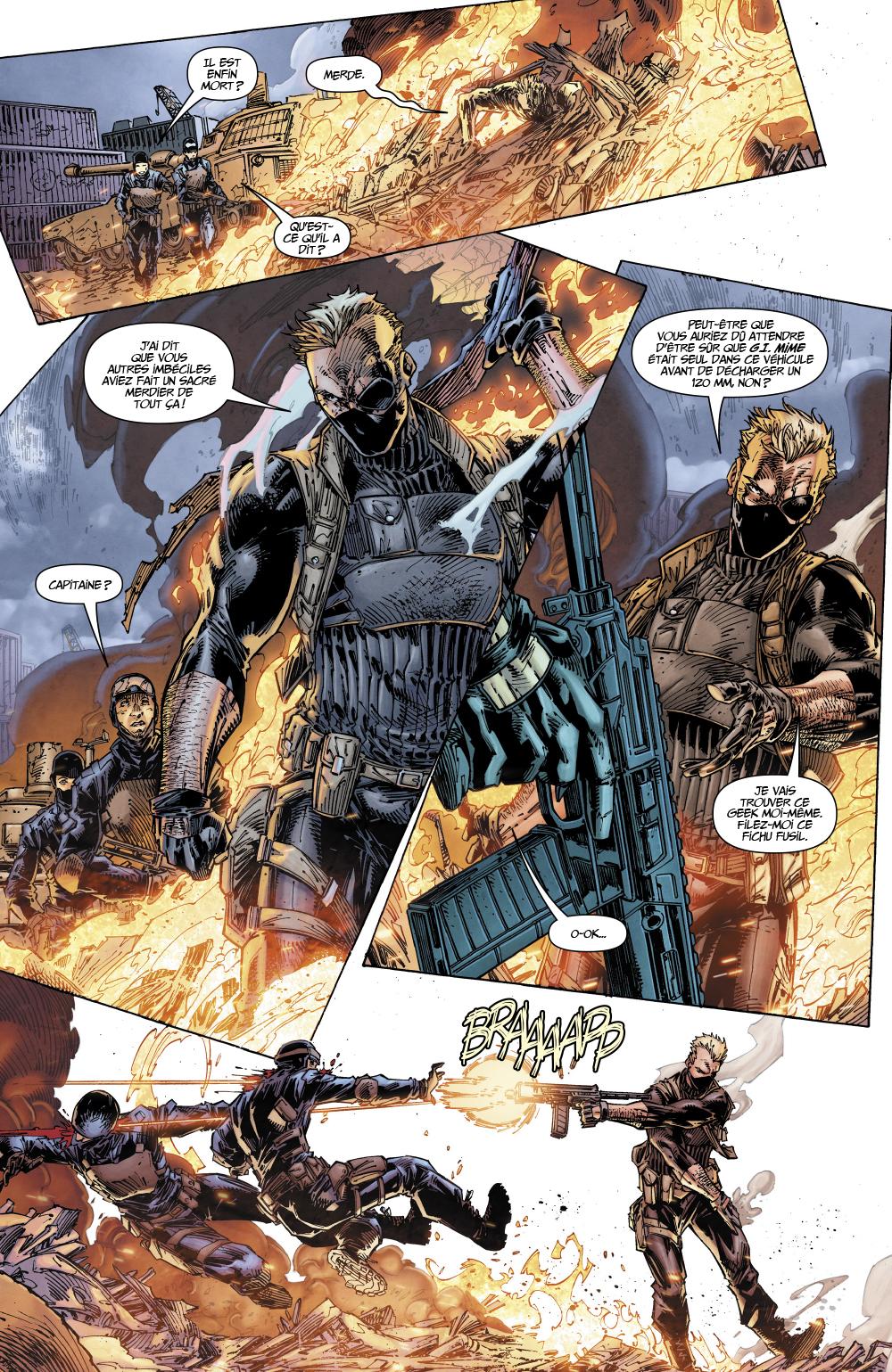 Extrait n°10 du comics tome 1 par Tim Seeley