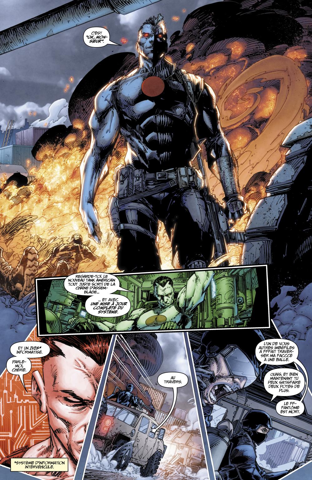 Extrait n°11 du comics tome 1 par Tim Seeley
