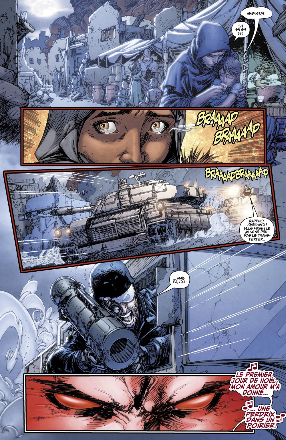 Extrait n°13 du comics tome 1 par Tim Seeley