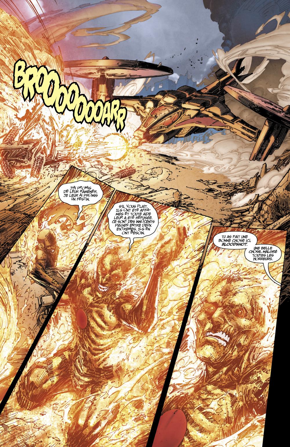 Extrait n°15 du comics tome 1 par Tim Seeley