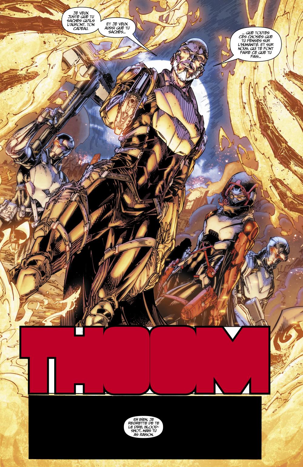 Extrait n°16 du comics tome 1 par Tim Seeley