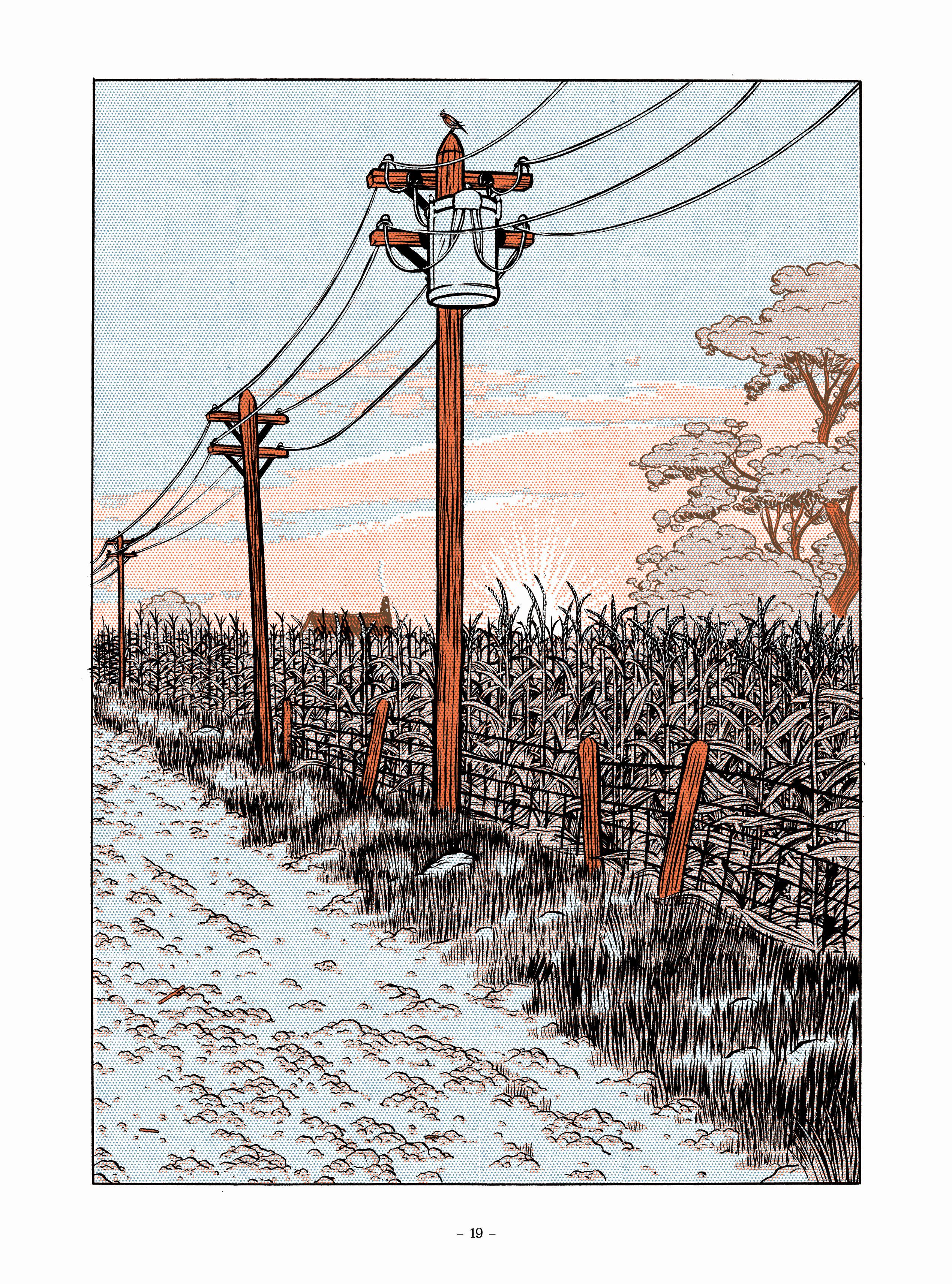 Extrait n°5 Un travail comme un autre par Alex W.inker