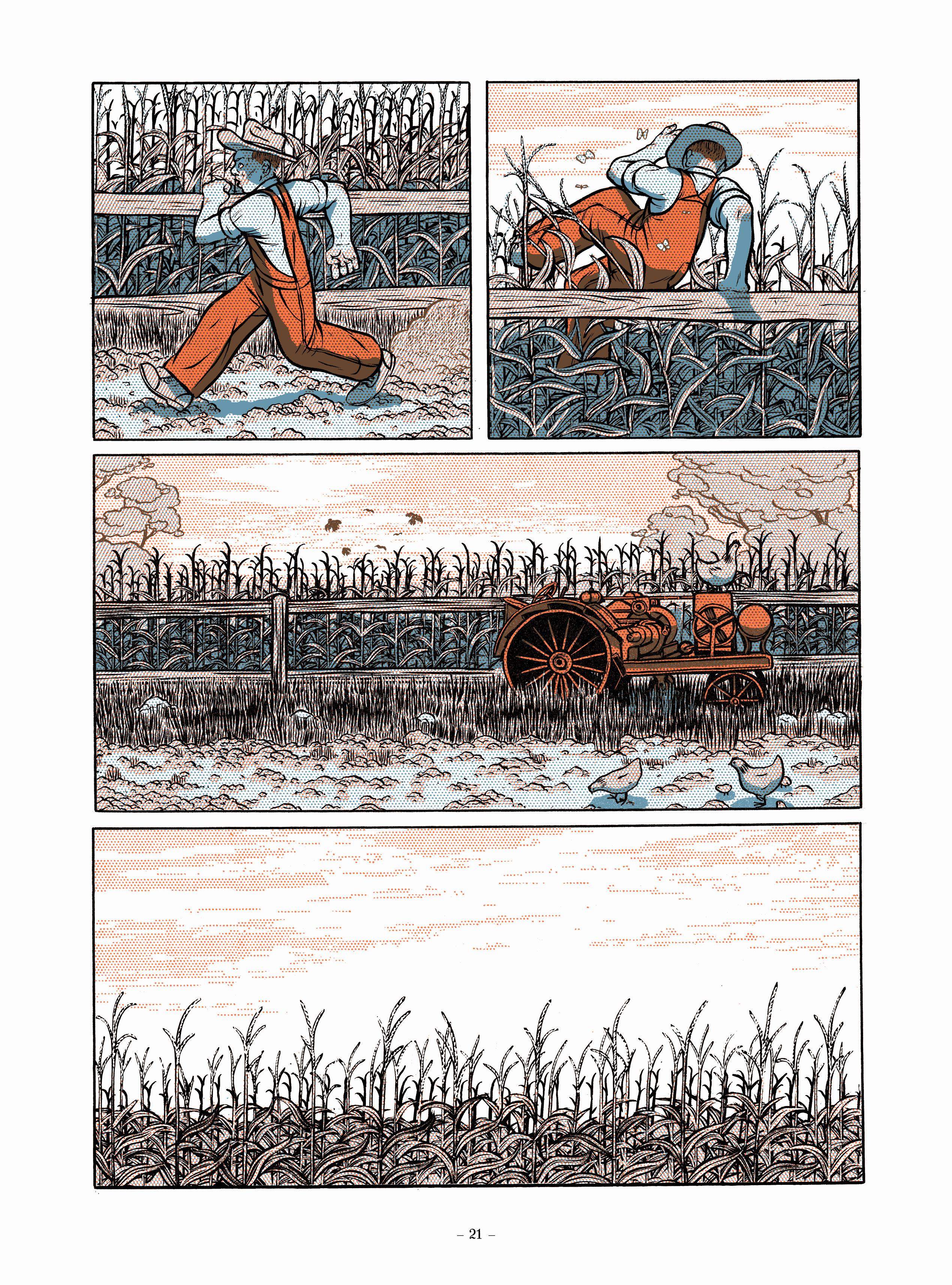Extrait n°7 Un travail comme un autre par Alex W.inker