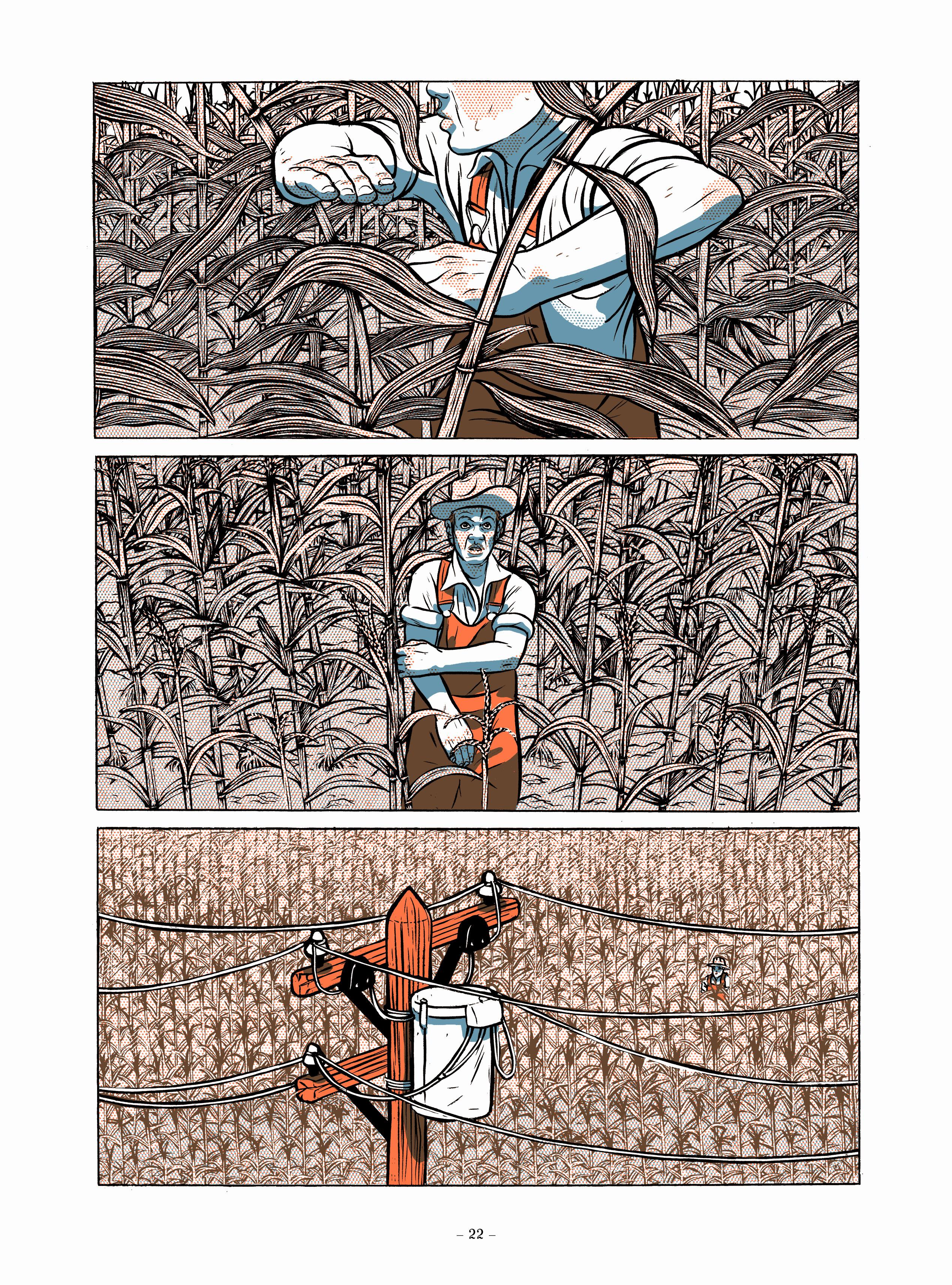 Extrait n°8 Un travail comme un autre par Alex W.inker