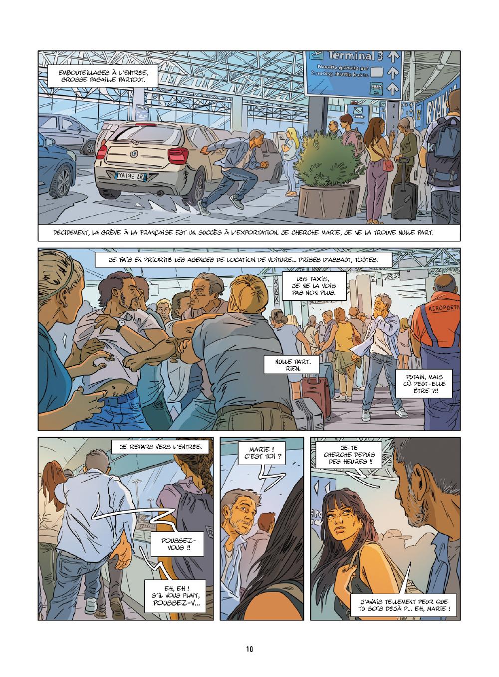 Extrait n°6 de la bd tome 4 par Jim