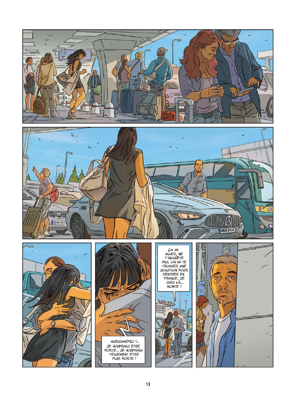 Extrait n°9 de la bd tome 4 par Jim