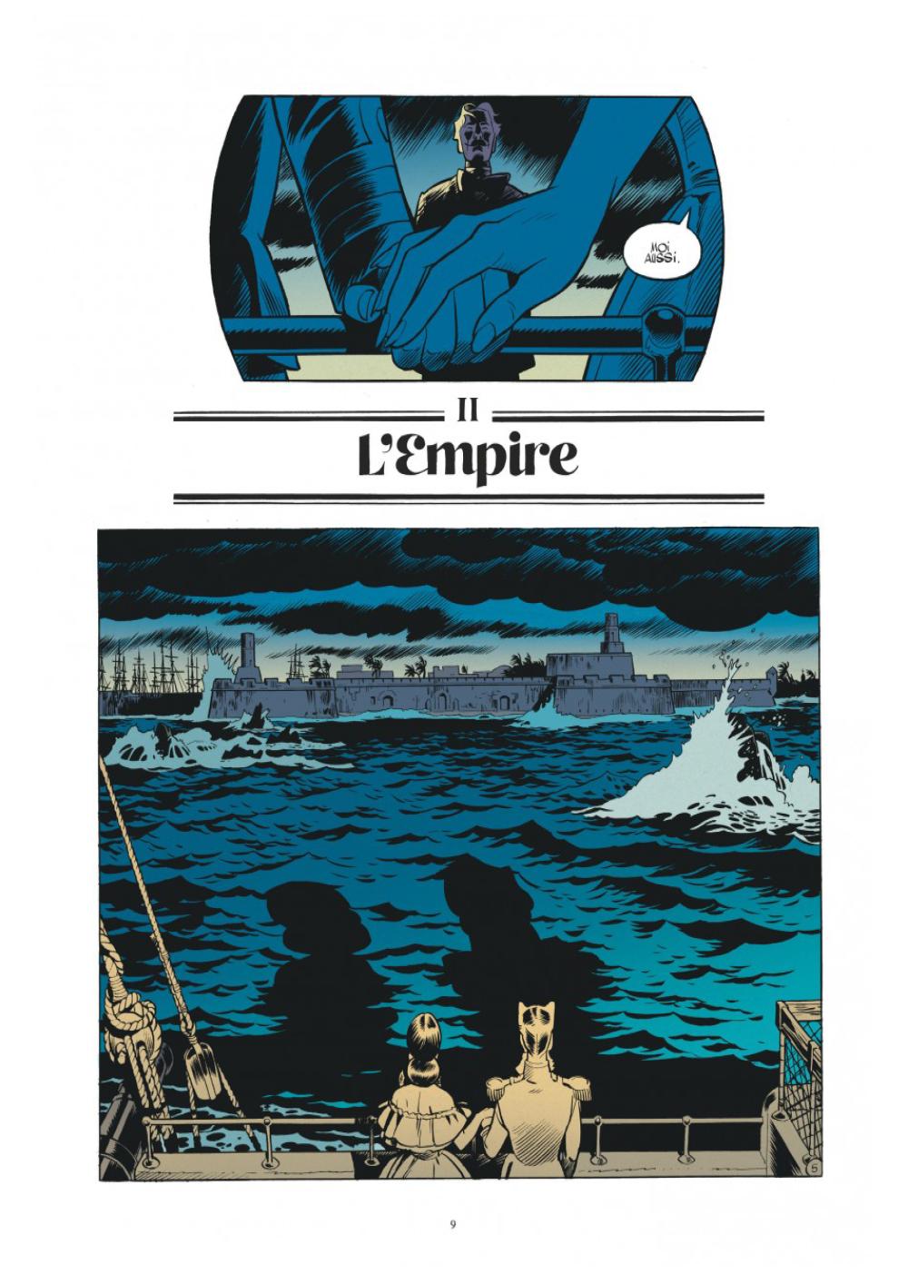 Extrait n°5 tome 2 par Fabien Nury