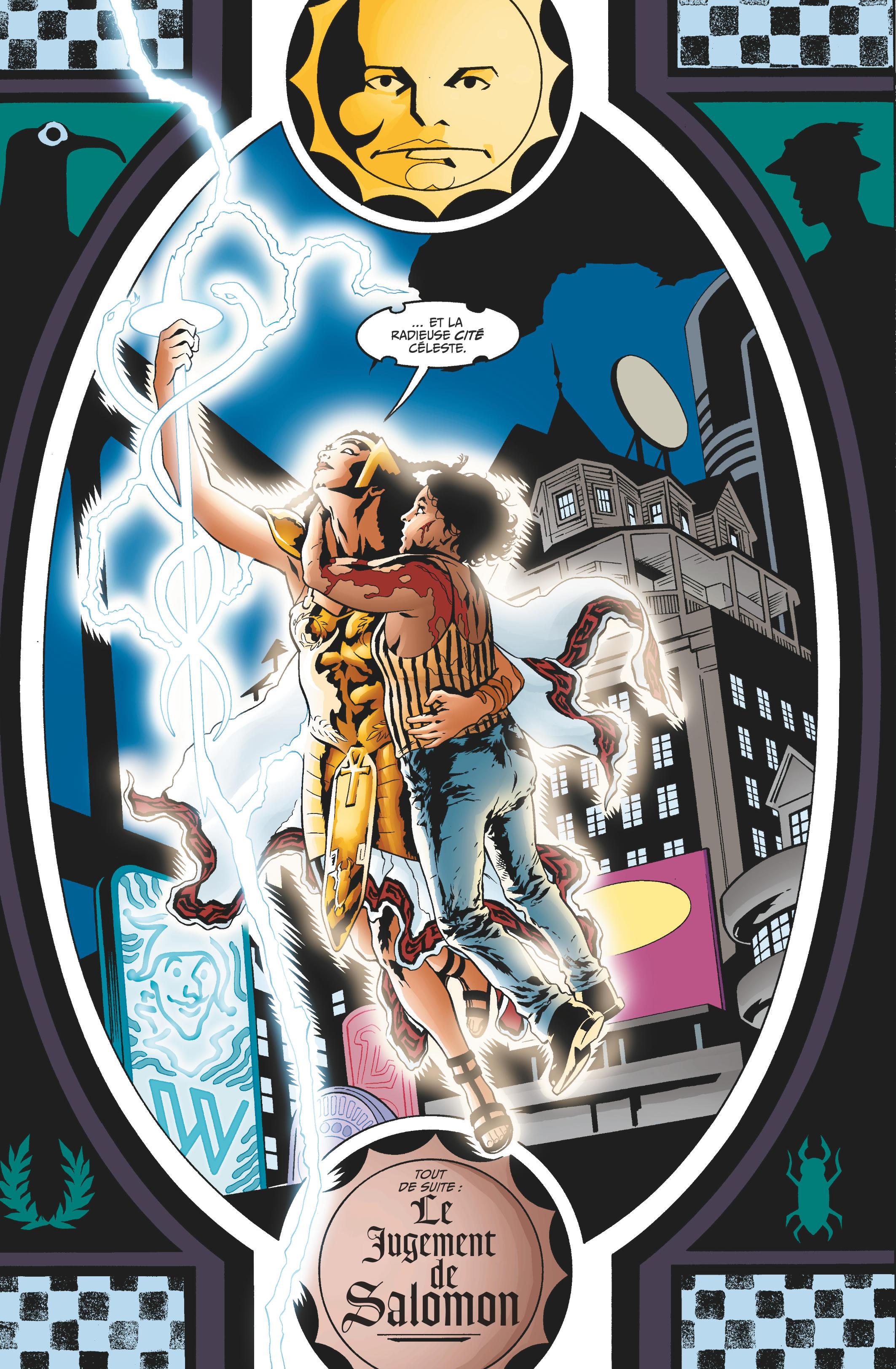 Extrait n°1 du comics par Collectif
