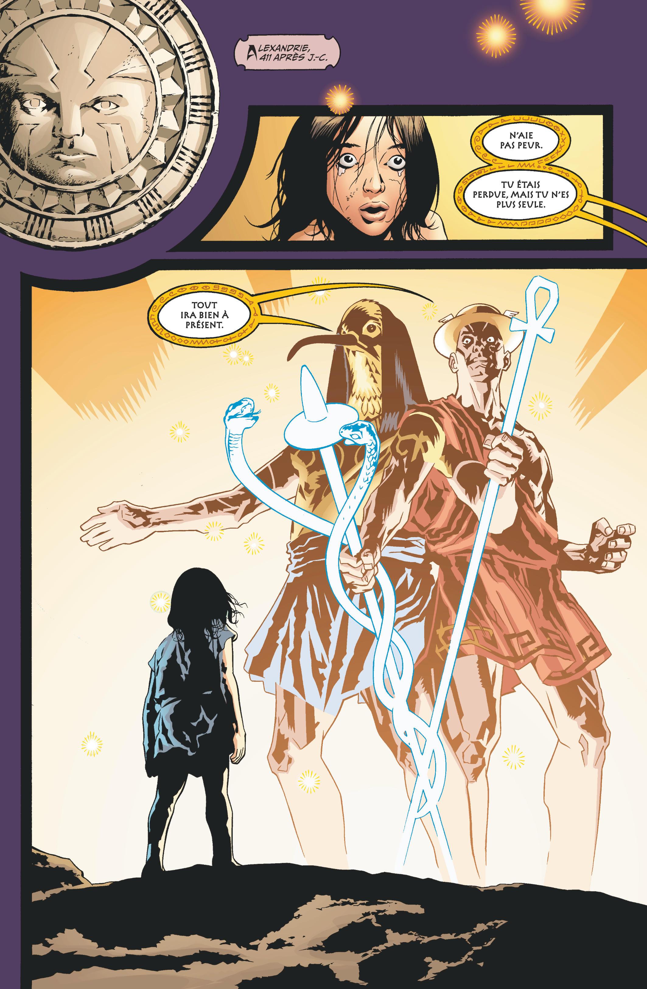 Extrait n°2 du comics par Collectif