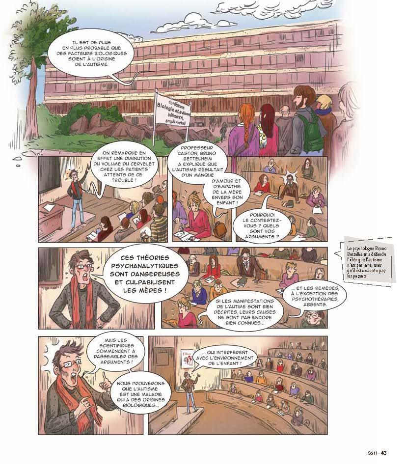 Extrait n°2 de la bd tome 2 par Collectif
