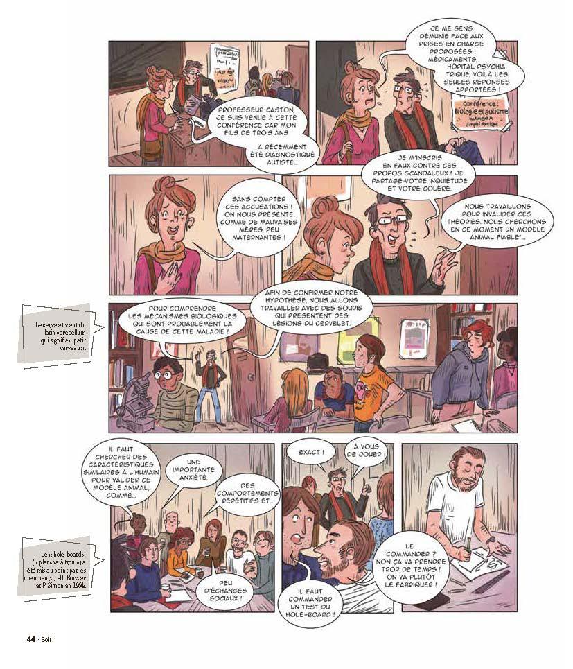 Extrait n°3 de la bd tome 2 par Collectif