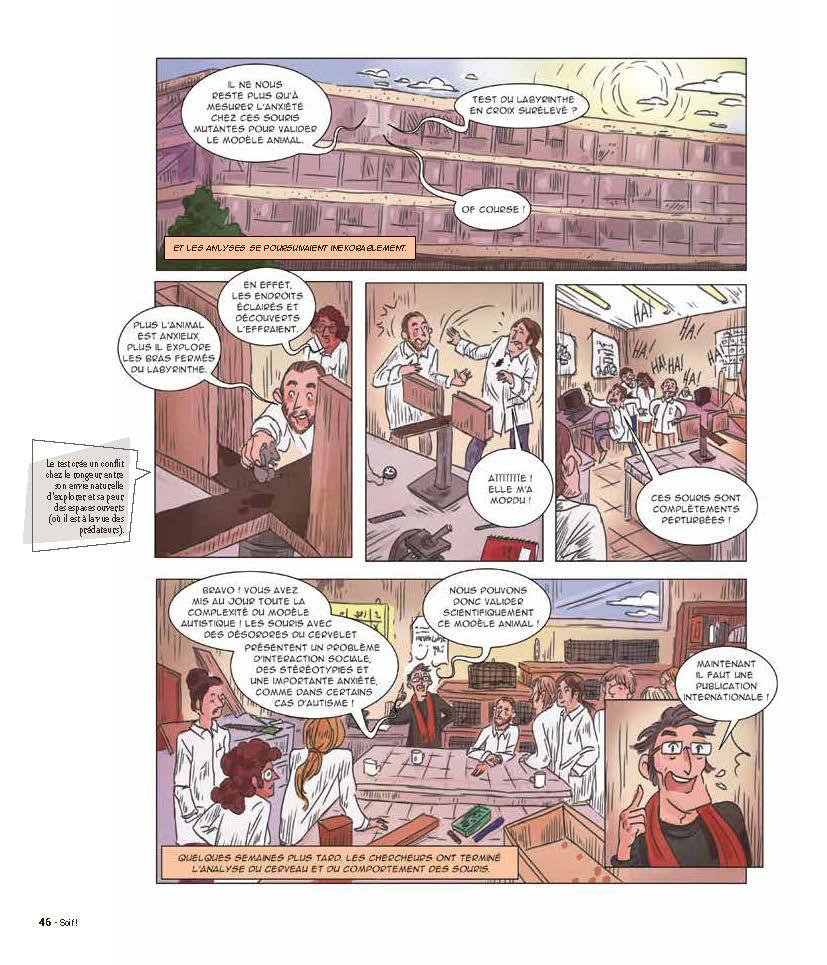 Extrait n°5 de la bd tome 2 par Collectif