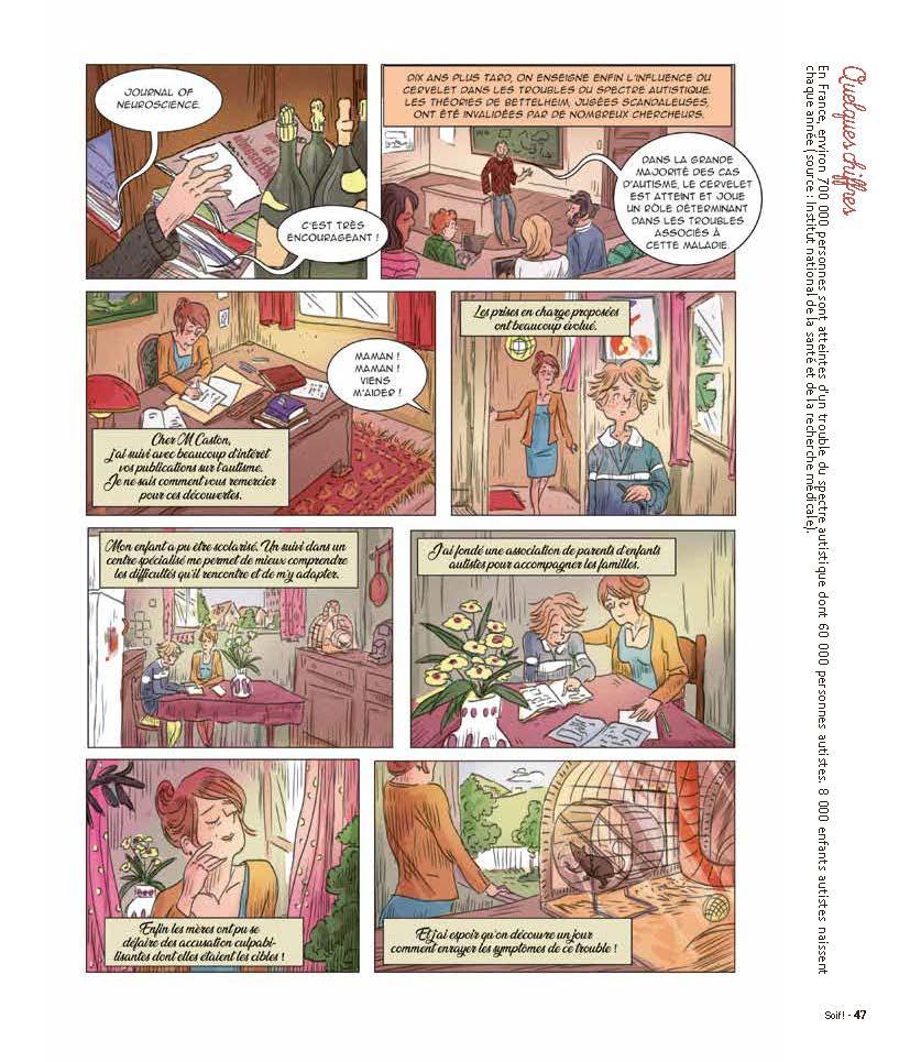 Extrait n°6 de la bd tome 2 par Collectif
