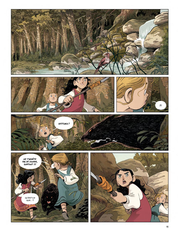 Extrait n°9 de la bd Yaga par Antoine Ozanam