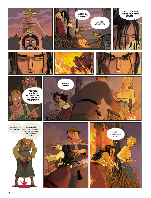 Extrait n°24 de la bd Yaga par Antoine Ozanam